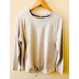 Old Navy Relaxed Crew-Neck Sweatshirt For Women